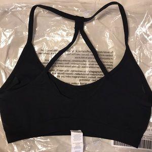 Fabletics Intimates & Sleepwear - NWOT Fabletics Sports Bra Black seamless S